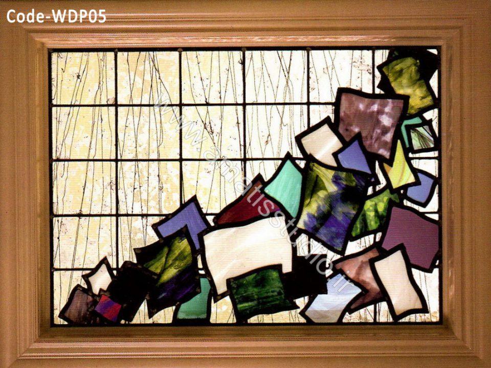 ساخت شیشه های تزیینی