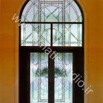 گالری درب شیشه ای (9)