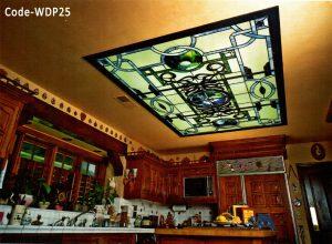 پانل و سقف کاذب شیشه ایی آماتیس استدیو