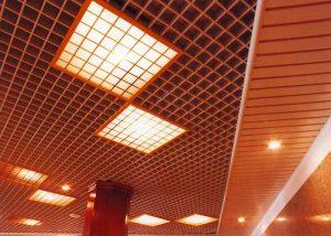 نمونه سقف کاذب گریلیوم - آماتیس استدیو