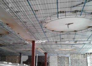 سقف کاذب رابیتس - آماتیس استدیو