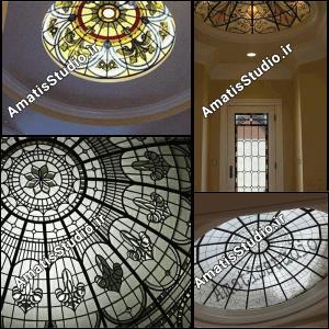 Glass-dome-گنبد-شیشه-ایی