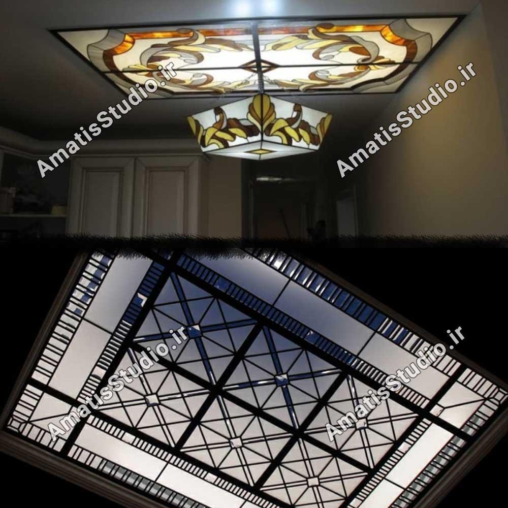 سقف شیشه ایی آماتیس استودیو